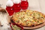 Siyabolu Yumurtalı Pizza